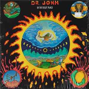 🎼 Dr. John - In The Right Place Album