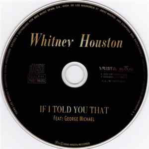 🎼 Whitney Houston Feat. George Michael - If I Told You That Album